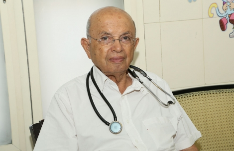 Dr Adenwalla cleft surgeon pioneer