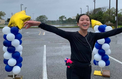 Smile Train fundraiser crosses finish line