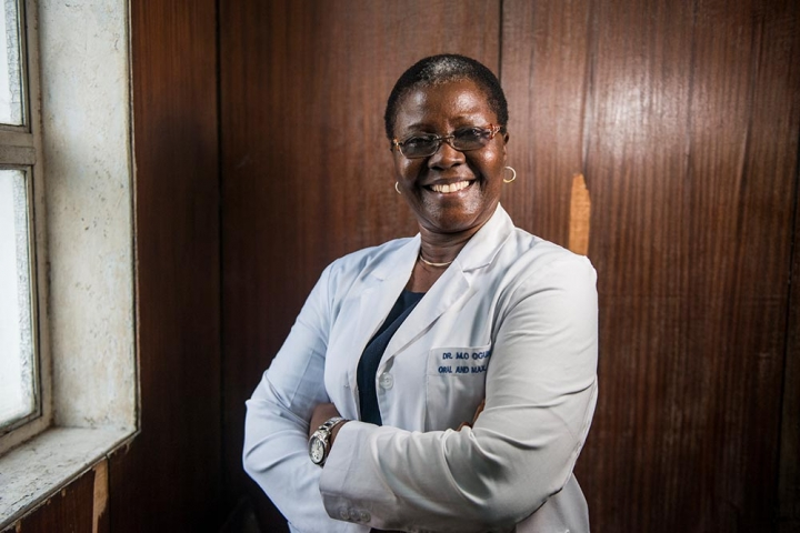 Professor Ogunlewe first woman cleft surgeon in Nigeria