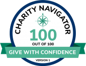 100/100 Charity Navigator 2020 - Opens in new tab