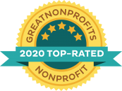 2020 Great Nonprofits Top Rated - Opens in new tab