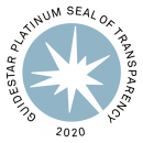 2020 GuideStar Platinum Seal of Transparency - Opens in new tab